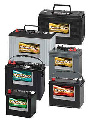 MagnaPowered Batteries
